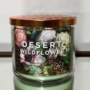 DESERT WILDFLOWER 3 Wick Candle